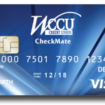 WCCU CheckMate Chip Card