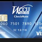 WCCU CheckMate Chip Card